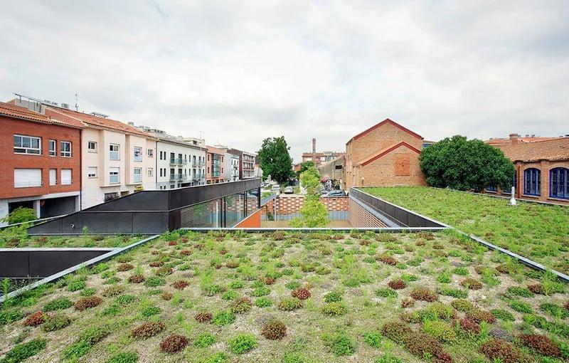 Senior Citizen Community Center _ F451 Arquitectura